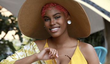 Diamond White opens up about playing The Bold and the Beautiful's Paris Buckingham