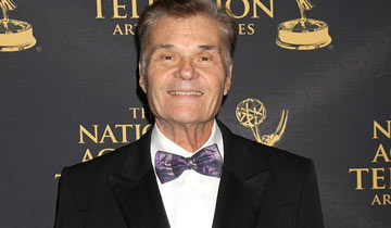 B&B's Fred Willard, aka John Forrester, has died