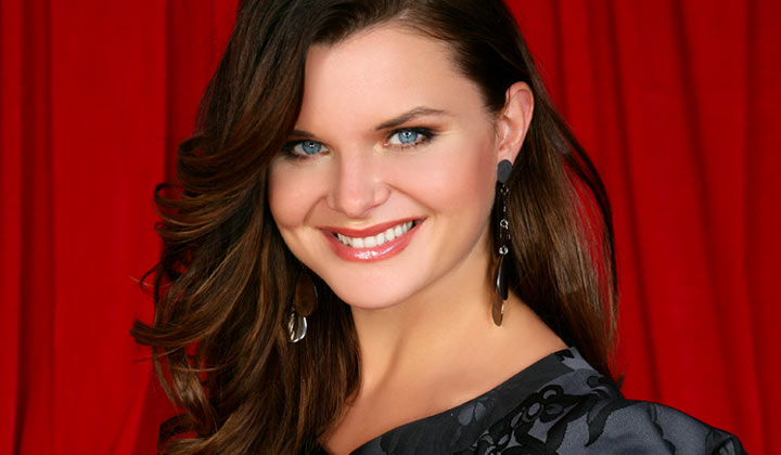 Heather Tom expecting first child