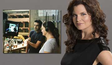 The Bold and the Beautiful's Heather Tom directs episode of Good Trouble