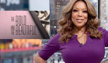 "Wendy Williams praises B&B, says CBS soap is ""some good watchin'"""