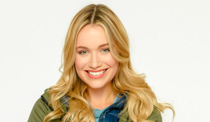 30 Rock star Katrina Bowden joins B&B