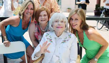 B&B pays tribute to former guest star Carol Channing