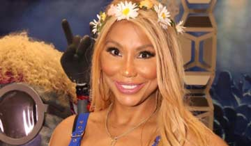 Celebrity Big Brother winner Tamar Braxton heads to B&B