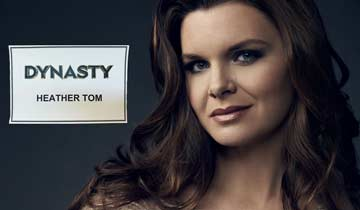 Emmy winner Heather Tom joins a new soap