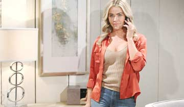 "Denise Richards on her ""wild"" B&B role"