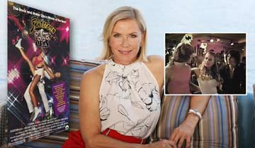 The Bold and the Beautiful's Katherine Kelly Lang teases re-release of her cult classic film Skatetown USA