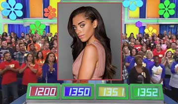 The Bold and the Beautiful's Kiara Barnes to pull double duty on The Price is Right