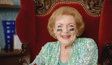Betty White's new role is almost as badass as starring on The Bold and the Beautiful