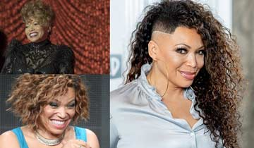 Martin and Empire actress Tisha Campbell heads to The Bold and the Beautiful