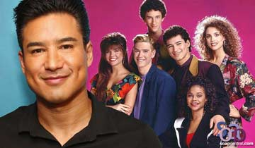 The Bold and the Beautiful's Mario Lopez to reprise his Saved by the Bell character in NBC reboot
