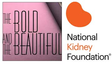 The Bold and the Beautiful raises awareness about kidney disease with Katie's emotional, near-death story