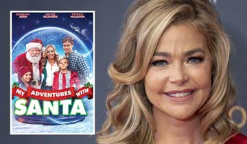 The Bold and the Beautiful's Denise Richards, Days of our Lives' Patrick Muldoon team up in My Adventures with Santa
