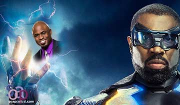 The Bold and the Beautiful's Wayne Brady lands role in Black Lightning