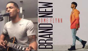 B&B's Rome Flynn becomes musician, announces first single