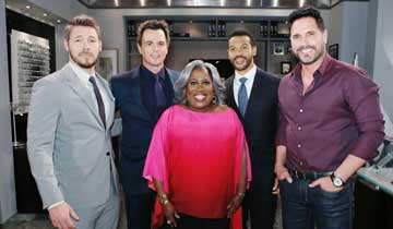 B&B brings Sheryl Underwood back to the canvas