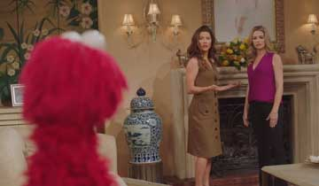 The cast of Sesame Street takes over The Bold and the Beautiful
