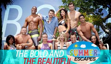 The Bold and the Beautiful heats up the screen with hot summer escapes