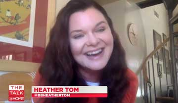 Heather Tom chats Katie's future, new filming protocols at The Bold and the Beautiful