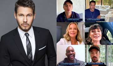 The Bold and the Beautiful celebrates Scott Clifton on his 10th anniversary
