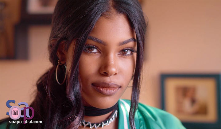 The Bold and the Beautiful casts Empire alum Diamond White as Zoe's sister
