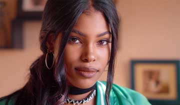 B&B casts Diamond White as Zoe's sister