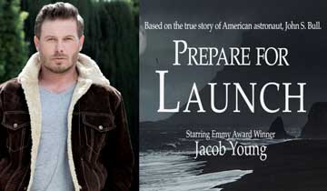 Prepare for Launch: AMC/B&B/GH  alum Jacob Young takes on role of real-life astronaut