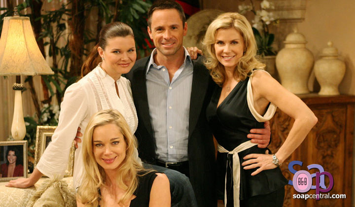 "Could B&B bring Storm back from the dead? Exec says, ""You never know on soaps!"""