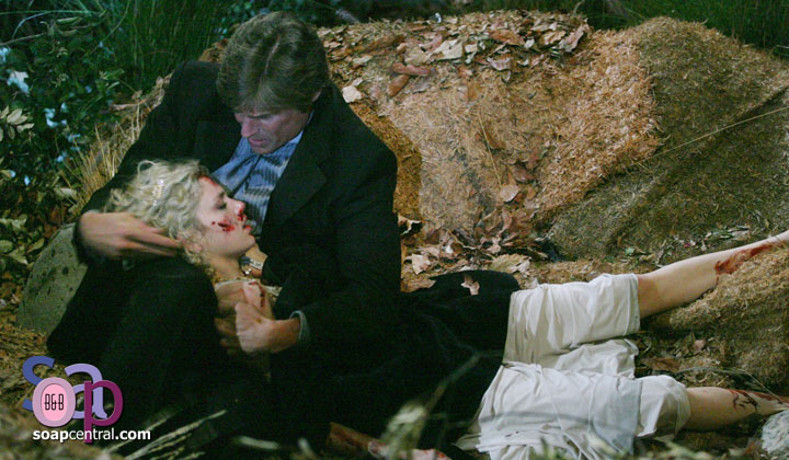Do you think it was a mistake to kill off Phoebe Forrester?
