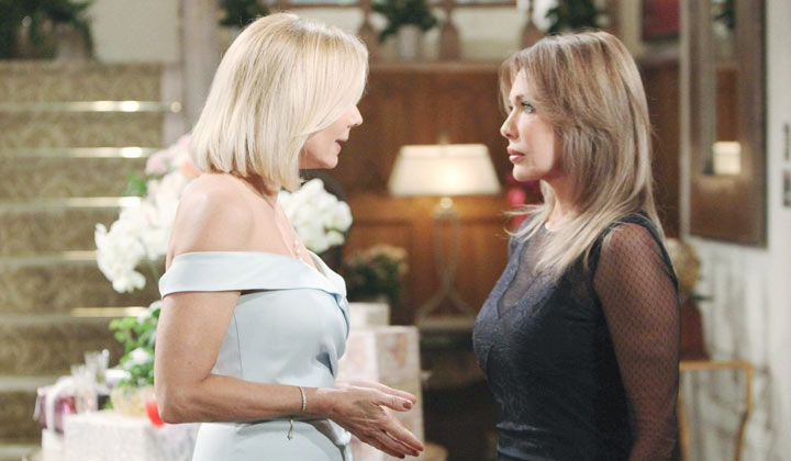 Are Brooke and Taylor B&B's best rivals and ''clashees'' of all-time?