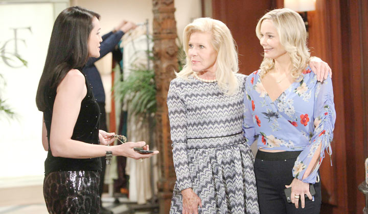 B&B's Jennifer Gareis on her return as Donna's home-wrecking potential