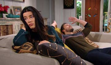 Steffy worried that everyone in her life was against her mother