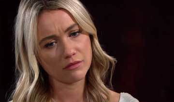 Katrina Bowden bows out of B&B, but will she be back?