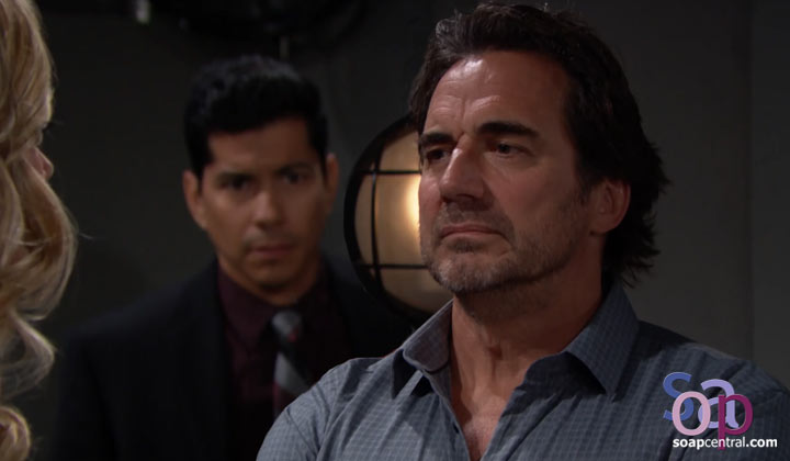 Ridge's wheeling and dealing to keep Thomas out of jail: Good parenting or an affront to the justice system?