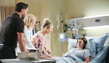 B&B's Heather Tom on Katie vs. Flo, post her rival's organ donation