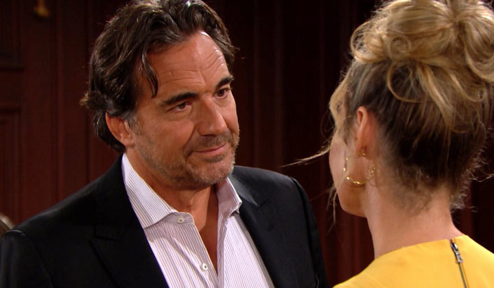 Is Ridge more amused than annoyed by Shauna's come-ons? Or do you think he likes her advances?
