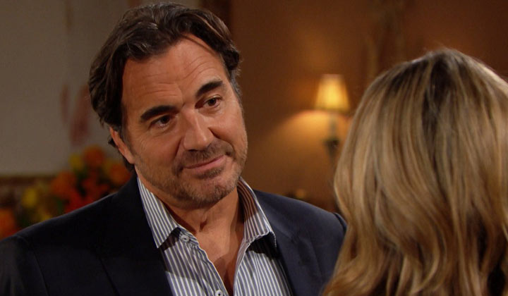 Do you believe that Ridge is leading Shauna on? Is he keeping her as a backup plan?