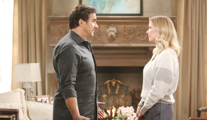 Brooke makes a deal with Ridge about Thomas