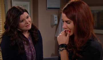 Is Sally dying? The Bold and the Beautiful's Courtney Hope on her mystery diagnosis
