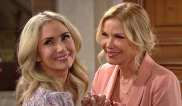 Ashley Jones brings Bridget back to The Bold and the Beautiful