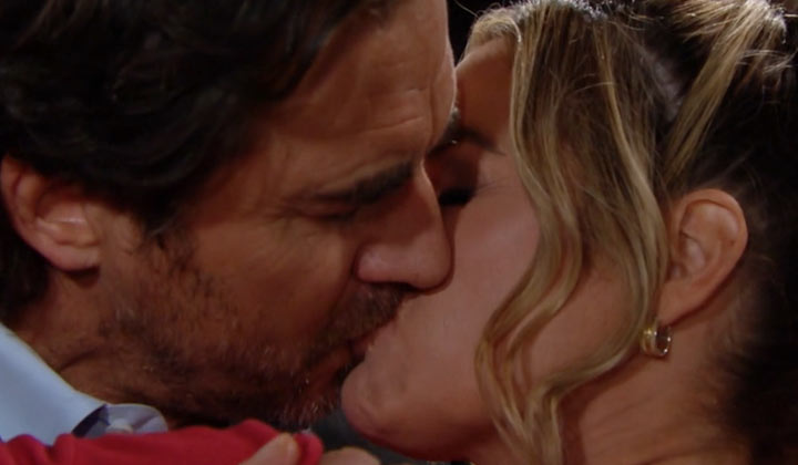 Are you surprised by how quickly Ridge bounced from Brooke to Shauna?