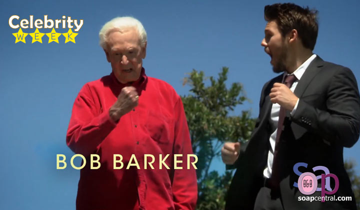 Bob Barker has an extreme encounter with Wyatt (2014)