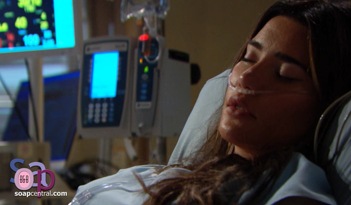 Steffy faces a long road to recovery. Will her injuries lead her to a new romance, an addiction to pain pills, or both?