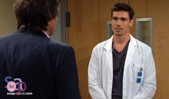 INTERVIEW: Tanner Novlan chats joining The Bold and the Beautiful and what fans can expect from Dr. Finnegan