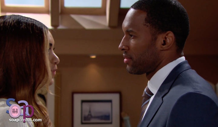 Do you think that Carter and Zoe's relationship is progressing at the right speed?