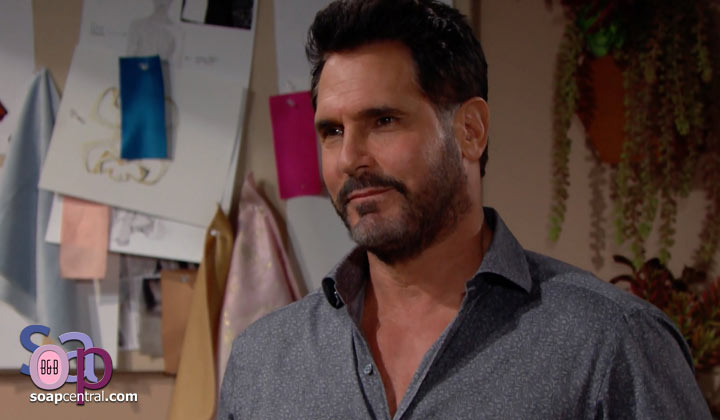 Is it time for Bill to stop bouncing between Katie and Brooke and find a new woman?