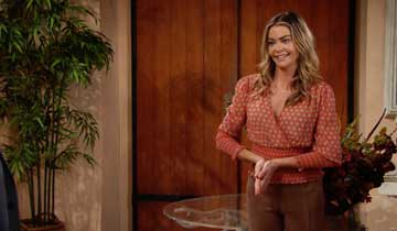 "Denise Richards previews ""surprise twist"" on The Bold and the Beautiful; also talks contract status"