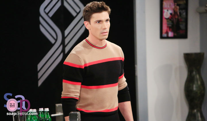 Finn sets boundaries with Liam about Steffy