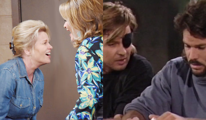 Hattie and Bonnie? Steve and Bo? Who's your favorite DAYS BFFs?