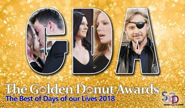 The 12th Annual Golden Donut Awards: The Best of DAYS 2018